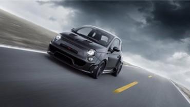 Бълхата на бога – Fiat 500 Ares – видео