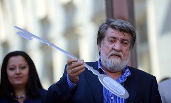 """Вежди Рашидов: В """"Квадрат 500"""" няма скандал, една картина е омекнала"""