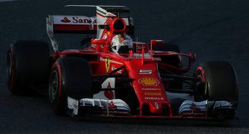 Фетел беше над всички в предпоследния ден от тестовете във Формула 1