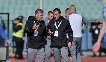 Белчев посочи, че целта пред ЦСКА е второто място
