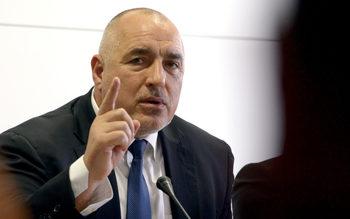 Борисов: С ДПС и ДОСТ коалиции няма да правя