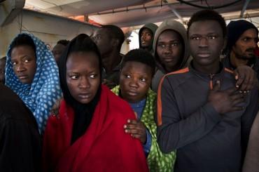 ООН: Робството се завърнав Северна Африка (СНИМКИ)