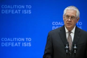 Тилърсън: Иран може да е заплаха като Северна Корея