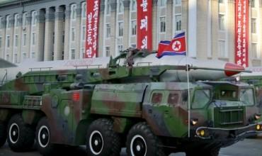 Северна Корея показа ракетите