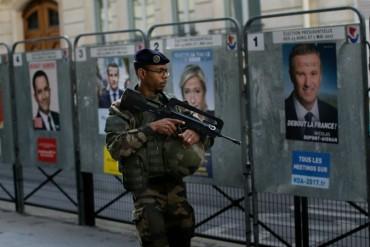 Затвориха секции във Франция заради намерена пушка