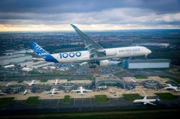 Над 60 самолета достави Airbus за месец