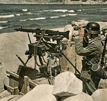 6 април 1941 г. Операция на Вермахта на Балканите
