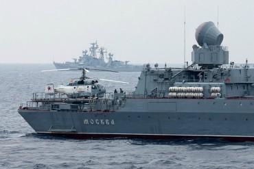 Руският флот по-активен, отколкото през Студената война