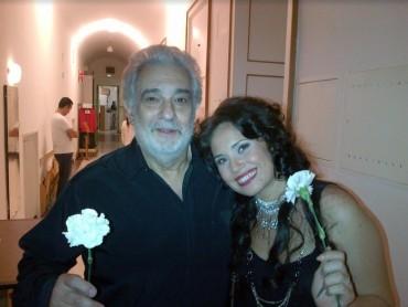 Соня Йончева е сред звездите в юбилейния концерт на Пласидо Доминго