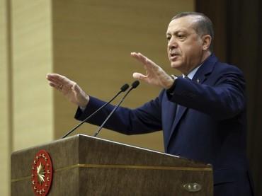 Ердоган: Европае загниващ континент