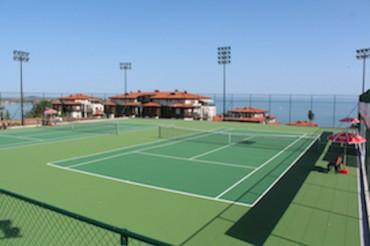 """Тенис център """"Санта Марина"""" открива сезон 2017 с надпреварата от """"Купа Дейвис"""""""