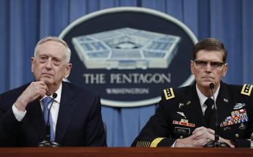 Пентагонът: Няма съмнение кой пусна зарина над Идлиб