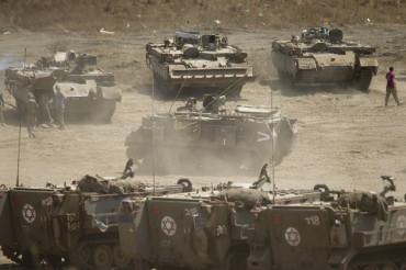 Израелската армия стреля по сирийски военни