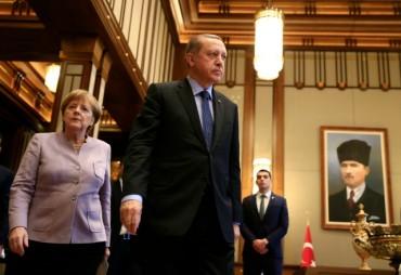 Германия поиска обяснение от Ердоган