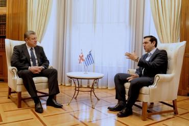 Ципрас бие камбаната за Гърция