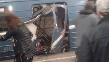 Взрив в метрото на Санкт Петербург! Най-малко 11 убити и 45 ранени (СНИМКИ + ВИДЕО) (18+)