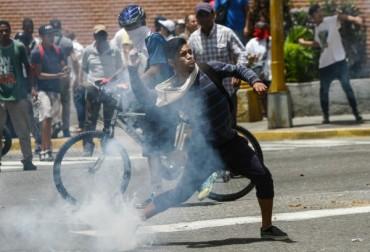 Сблъсъци и протести във Венецуела
