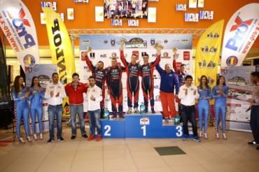 Екипажът Симеон Симеонов/Йордан Йорданов спечели първото състезание от третия сезон на Hyundai Racing Trophy