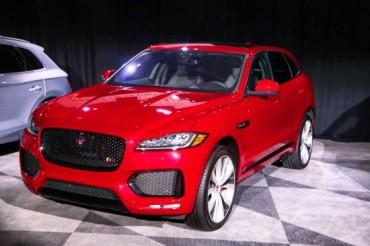Jaguar F-Pace: Световен автомобил на годината 2017