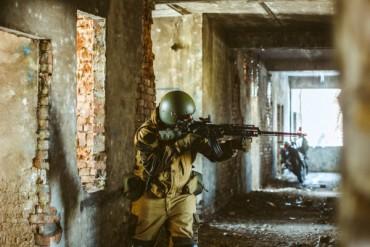 Руски спецчасти брутално изтребват бойци на Ислямска държава