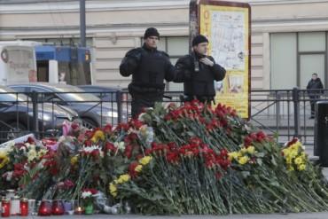 В Русия задържаха заподозрян за атентата в Санкт Петербург