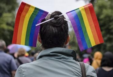 В защита на правата на сексуалните малцинства (СНИМКИ)