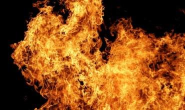 Огнен ужас в Москва