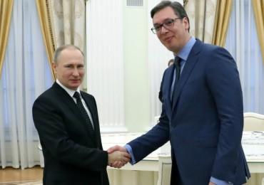 Путин и Вучич притеснени за Велика Албания