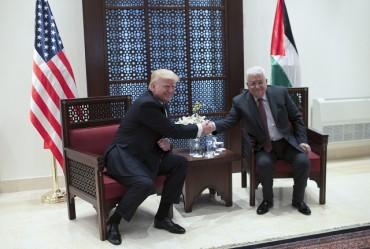 Тръмп във Витлеем: Тук съм, за да помагам за мира