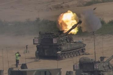 Стрелба на границата между двете Кореи (ВИДЕО)