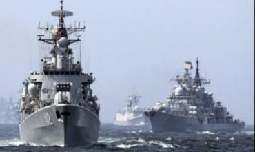Кораб на НАТО препречи пътя на руска фрегата