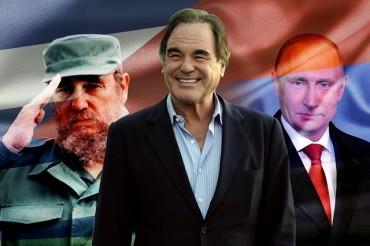Оливър Стоун работи по филма за Путин (ВИДЕО)