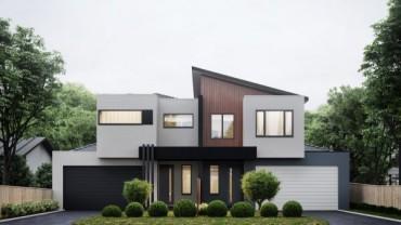 25 Модерни фасади на къщи, които трябва да видите [2017]