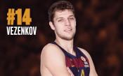 Най-доброто от Александър Везенков през сезона
