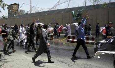 Кабул отново в кръв