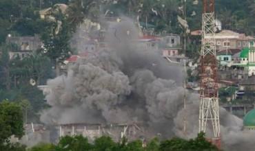 Режимът на Асад атакува цивилни с напалм