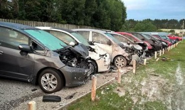 Vectra помля 22 коли в автокъща