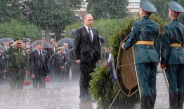 И пороят не спря Путин (ВИДЕО)