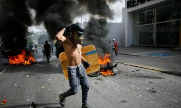 Убиха съдия на барикада във Венецуела