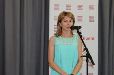 Таня Христова връчи награда за най-добро партньорство в конкурса #ВМУЗЕЯСМЕ