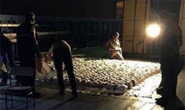 Турция залови 1 тон талибански хероин