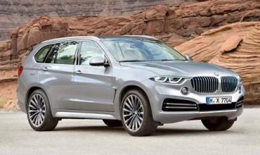 BMW ще покаже X7 във Франкфурт