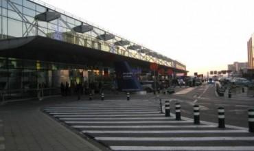 Анархия на летището в Брюксел