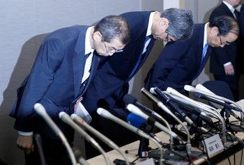 Компанията за въздушни възглавници Takata поиска защита от кредитори