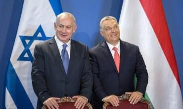 Орбан: Сътрудничеството ни с нацистите беше грешка и грях (СНИМКИ)