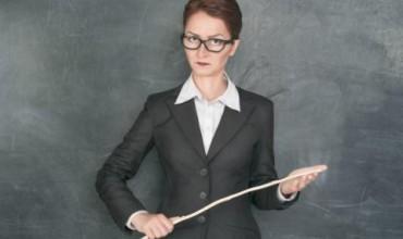Разрешиха на учители да бият с пръчка ученици