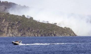 Огнен ад на остров Корсика