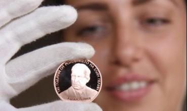БНБ пуска медна възпоменателна монета за Елин Пелин
