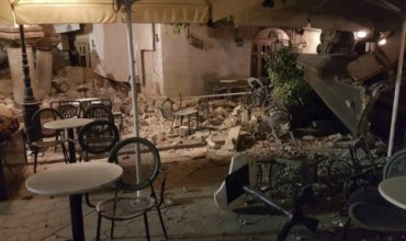 Силно земетресение удари Гърция и Турция! Има жертви