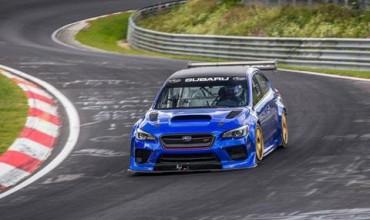 Subaru WRX STI Type RA падна под 7 минути на Нюрбургринг
